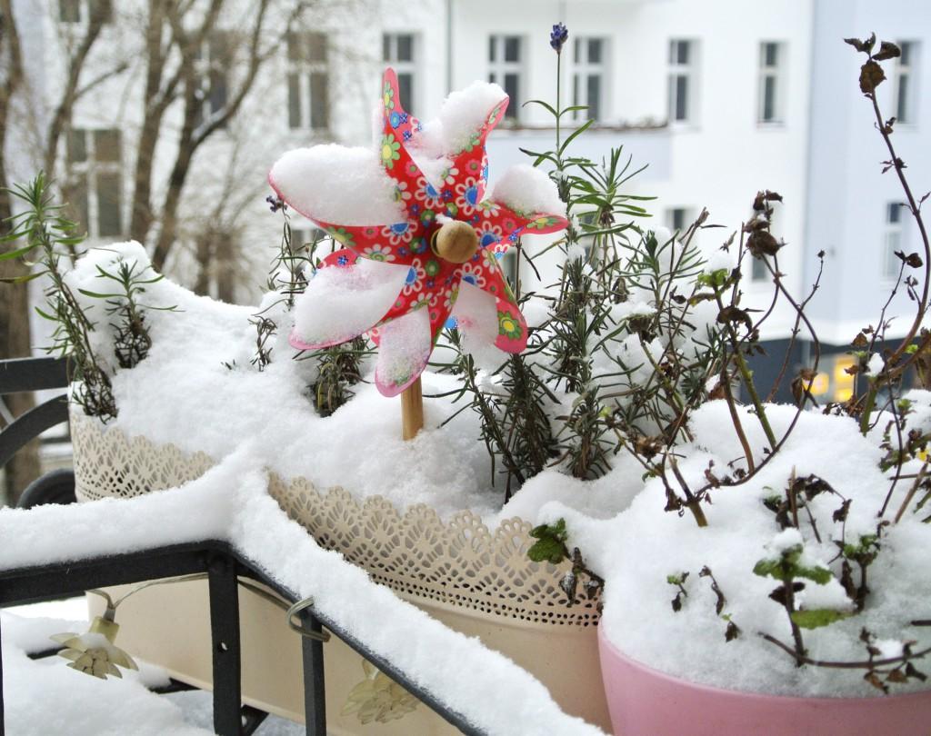 Aufschieben im Winter