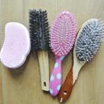 Haarbürsten reinigen
