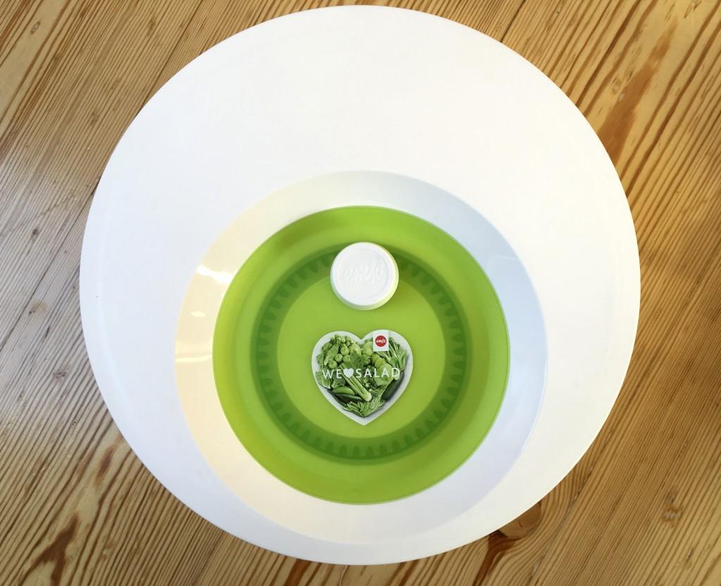 Dessous waschen mit der Salatschleuder | Rosanisiert - Ordnung für Unordentliche