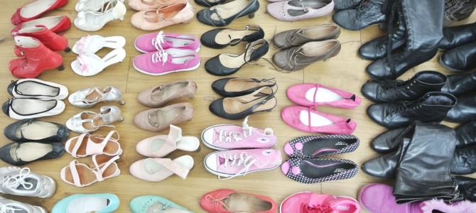 Mehr Platz für Schuhe!