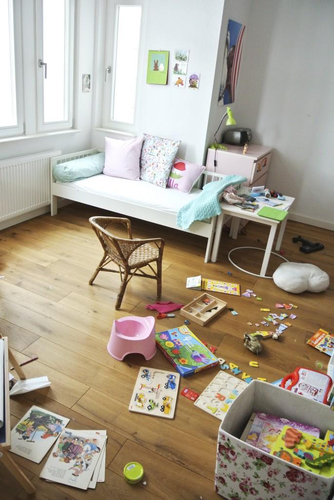 Kissen nähen Kinderzimmer
