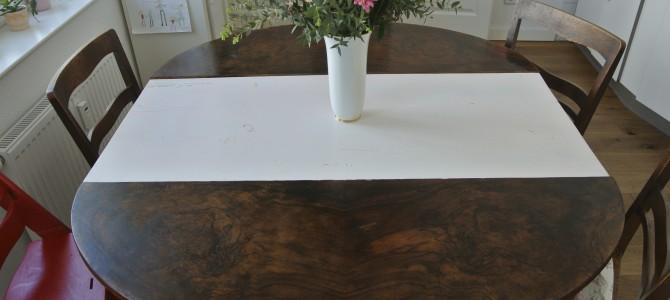 Kratzer auf Holz entfernen – Wellness für die Möbel