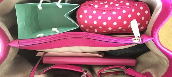 Ordnung in der Handtasche – bin ich ein Maulwurf?