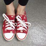 Sneakers reinigen |Rosanisiert der Blog über Ordnung, Putzen und Glamour für Unordentliche