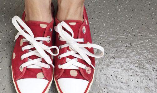 Sneaker reinigen – So werden deine Sneaker wieder sauber