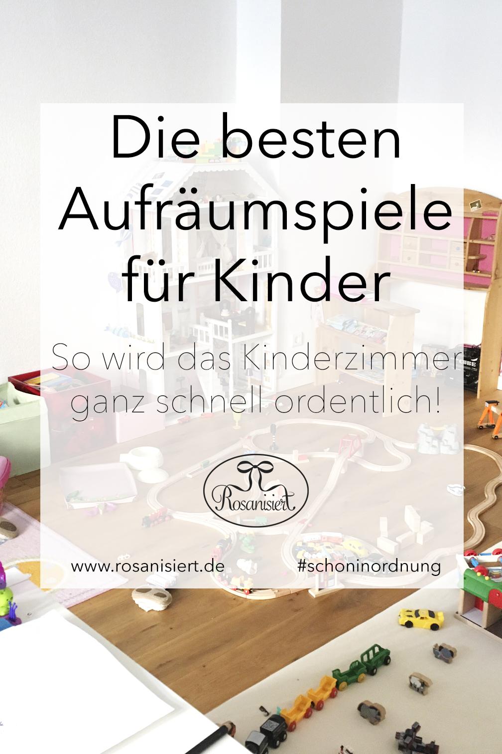 die besten aufr umspiele f r kinder so wird das kinderzimmer ganz schnell ordentlich. Black Bedroom Furniture Sets. Home Design Ideas