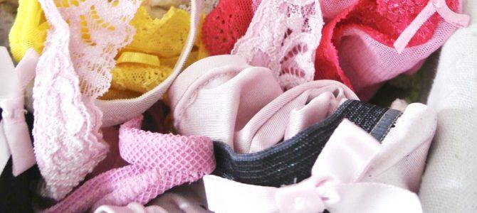 Unterwäsche ordnen – schnell und einfach