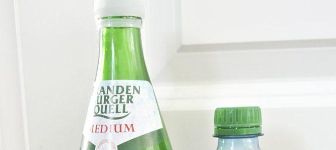 Was ist besser – Glasflasche oder Plastikflasche?