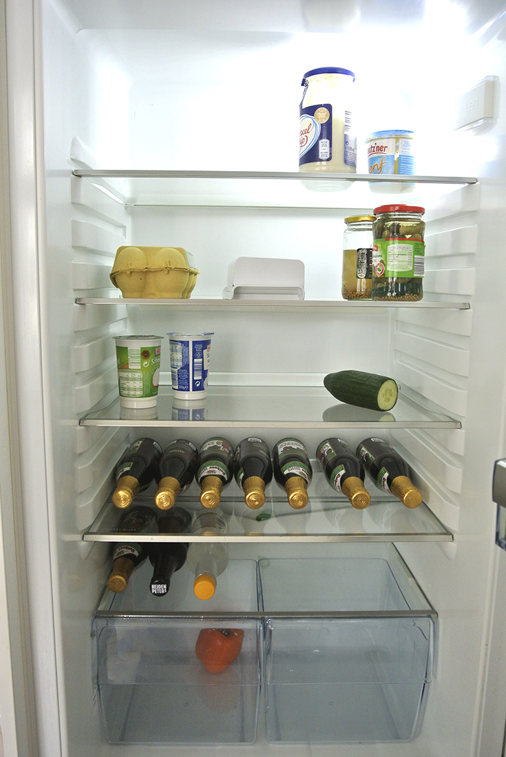 Den Kühlschrank richtig einräumen #WAS1FESTIVAL  Rosanisiert ~ Kühlschrank Richtig Einräumen