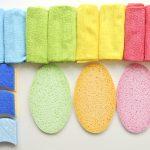 Fröhliches Putzen mit Spontex - Bist du auch manchmal genervt vom Putzen? Dann probiere diese Tipps für gute Laune beim Putzen aus! enthält #Werbung