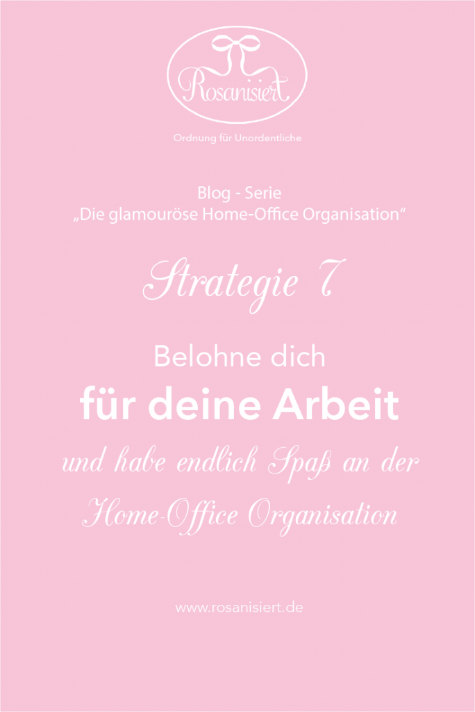 Home-Office Organisation