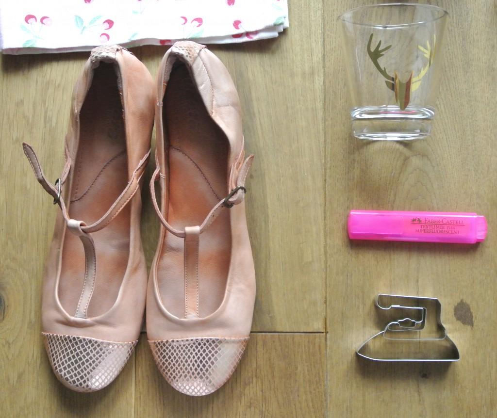 Schuhe von Ricardo Cartillione