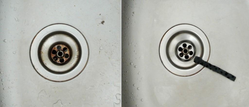 Abfluss reinigen mit Clean-o-fox