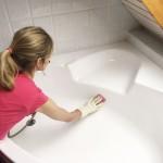 Badewanne putzen - die besten Tricks von Rosanisiert Ordnung für Unordentliche
