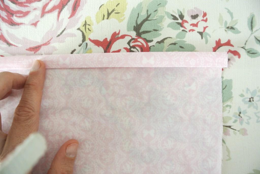Kissen nähen - superleichte Anleitung auf Rosanisiert