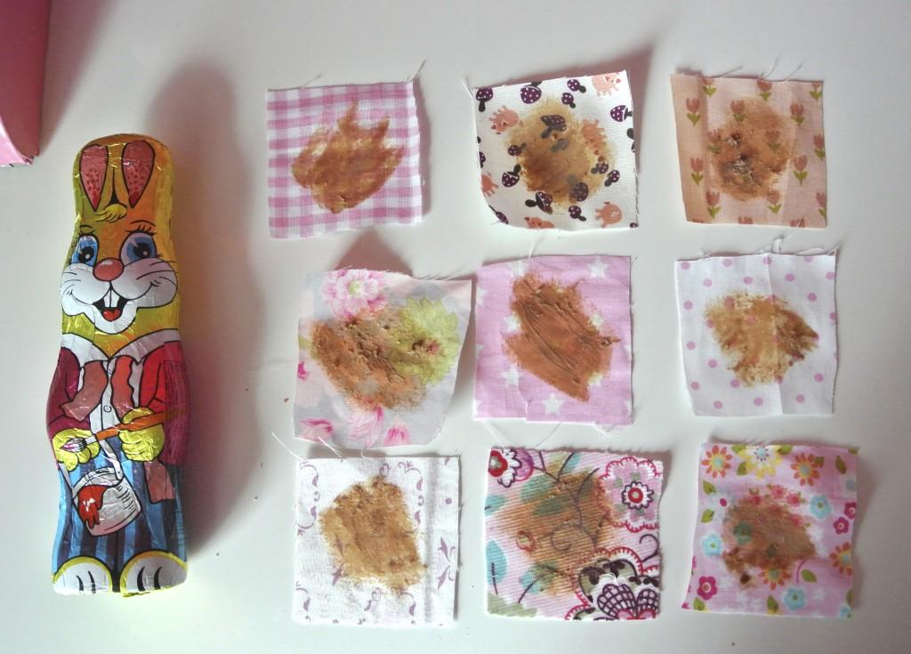 Die besten Methoden, um Schokoladenflecken zu entfernen bei Rosanisiert - dem Ordnungsblog für Unordentliche