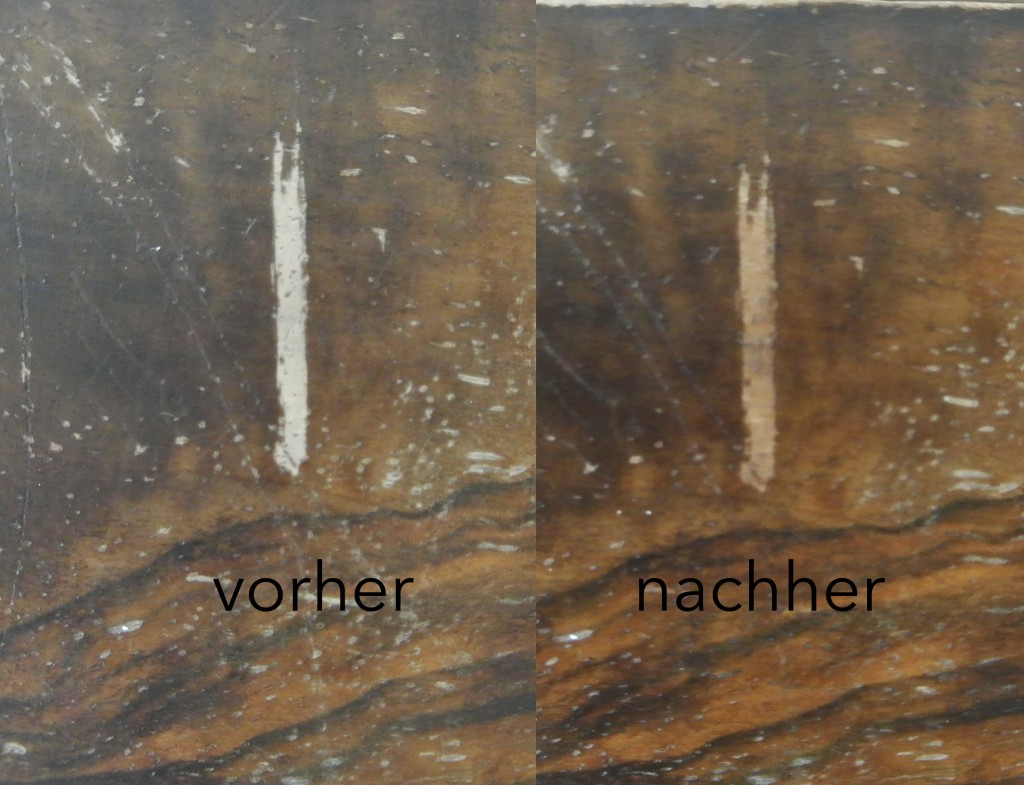 So entfernt ihr ganz einfach Kratzer auf Holz - Rosanisiert der Ordnungsblog für Unordentliche