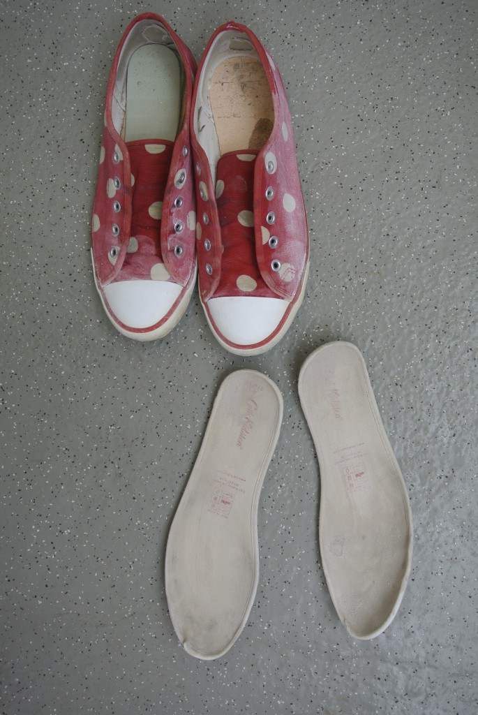Sneakers reinigen