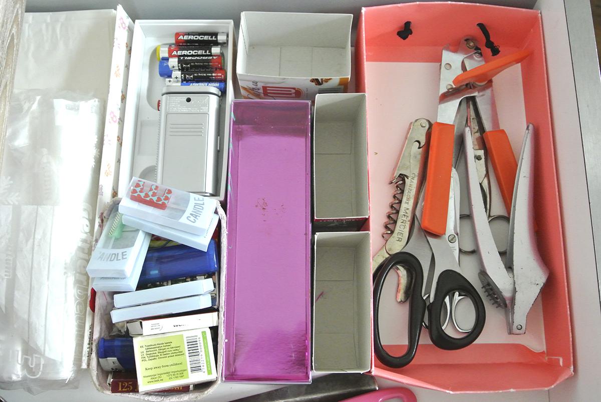 Ordnung In Der Schublade Inspirationen Und Tipps Rosanisiert