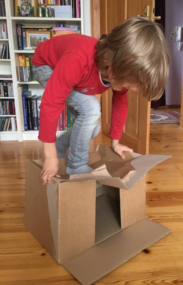 Mülltrennung - was kommt in die Altpapiertonne? Rosanisiert der Blog über Ordnung, Putzen und (Life)Style