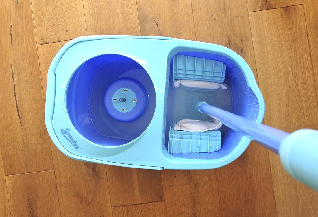 fr hliches putzen mit spontex die besten tipps f r gute laune beim saubermachen rosanisiert. Black Bedroom Furniture Sets. Home Design Ideas