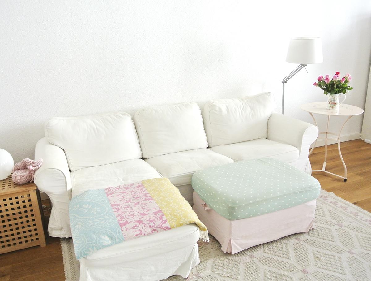 Sofa reinigen - mit diesen Tipps wird dein Sofa wieder sauber und frisch (enthält Werbung)