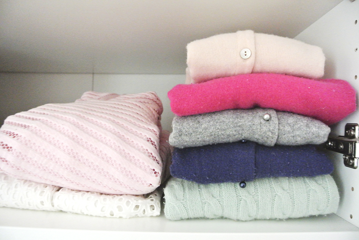 Klamottenfasten - wieviel Kleidung braucht man wirklich?