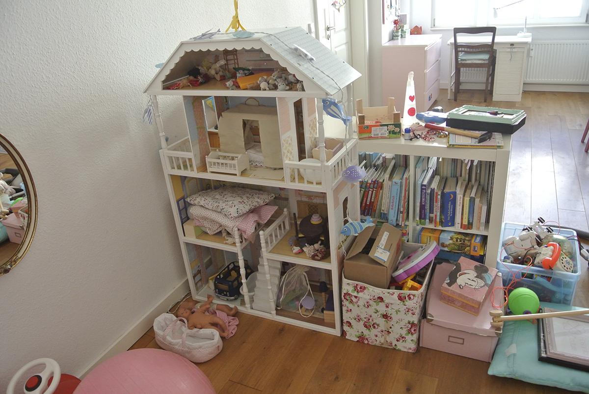 Ordnung im Kinderzimmer - einfache Tipps für weniger Chaos - Rosanisiert