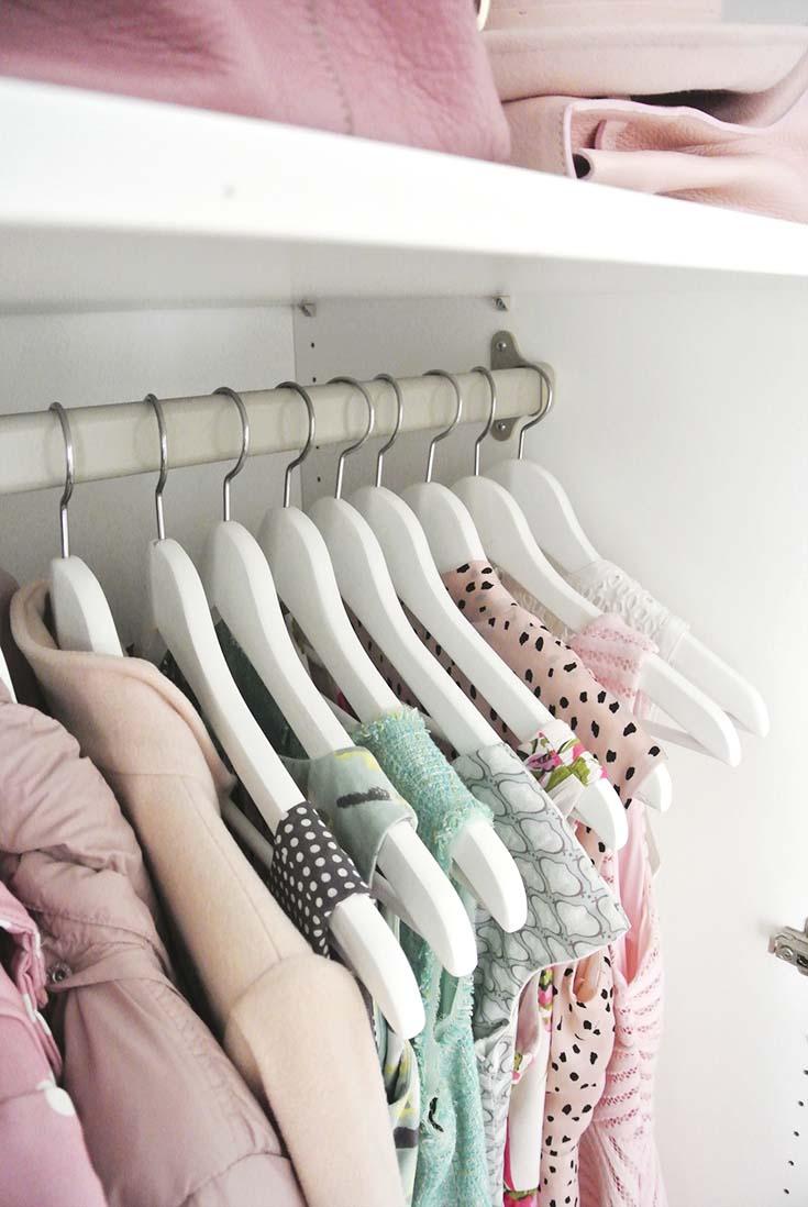 Kleiderschrank Aufraumen Mit Der Konmari Magic Cleaning Methode Von