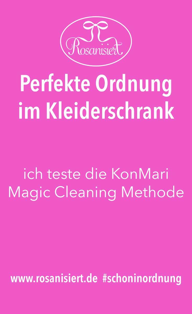 Kleiderschrank Aufraumen Mit Der Konmari Magic Cleaning