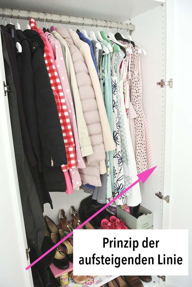 Kleiderschrank aufräumen mit der KonMari Magic Cleaning ...