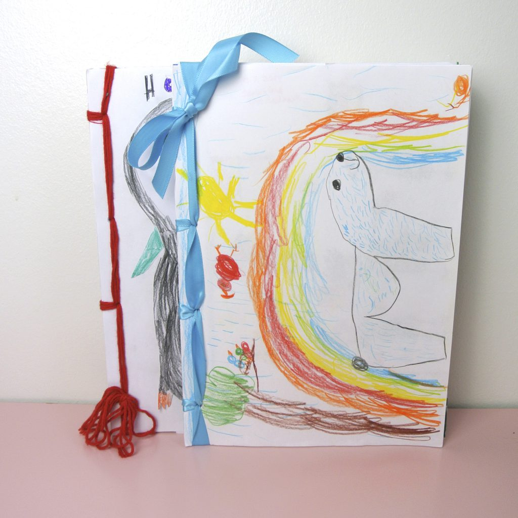 Kinderzeichnungen aufbewahren, aussortieren und ausstellen. Heute zeige ich euch, wie wir Kinderkunst und Kindergemälde sortieren, ordnen und aufhängen. Für mehr Ordnung im Kinderzimmer.