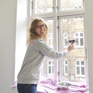 Meine Tipps zum Fensterputzen - Rosanisiert