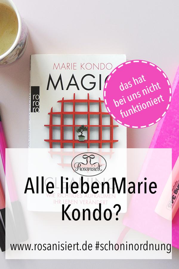 (Werbung unbeauftragt) Willst du Aufräumen mit Marie Kondo auch einmal ausprobieren? Heute gibt es mal einen kritschen Beitrag zum Aufräumen mit Marie Kondo und ich erzähle euch, warum ihr Ansatz für uns nicht funktioniert hat.